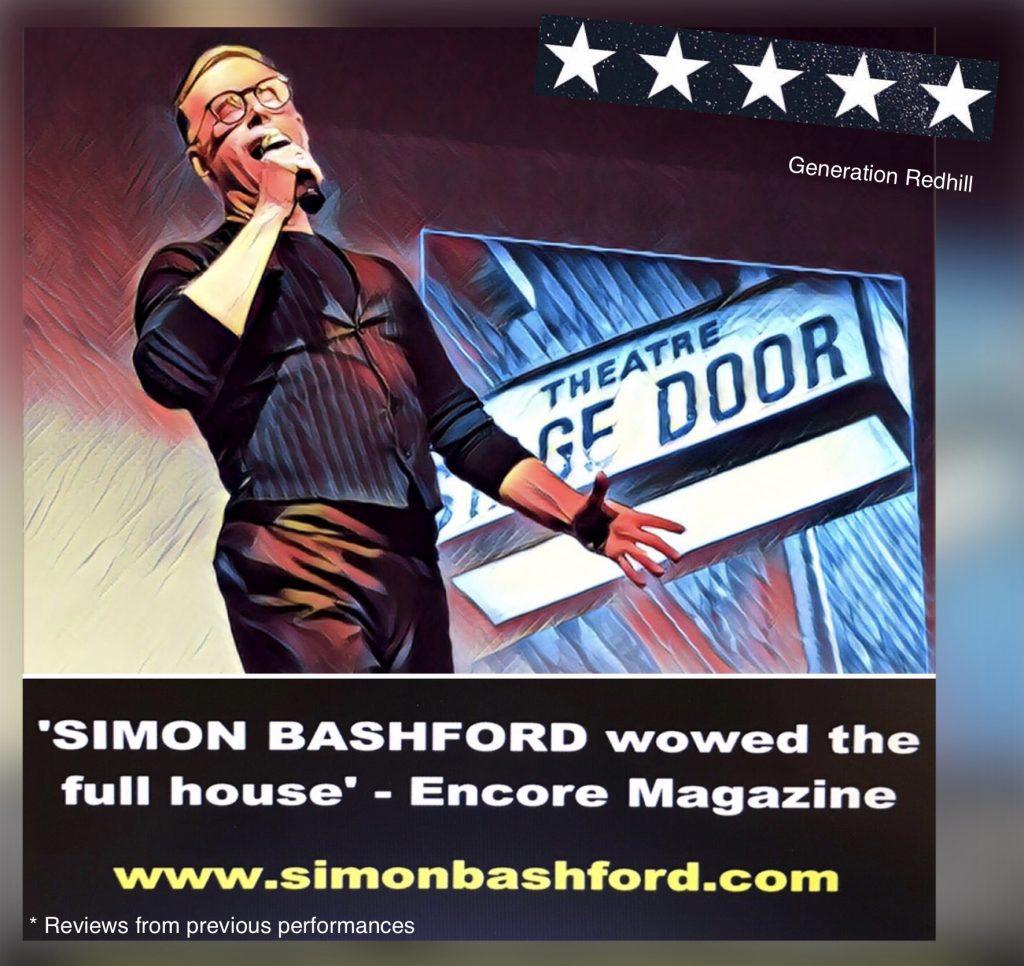 Simon Bashford Harlequin Theatre Redhill