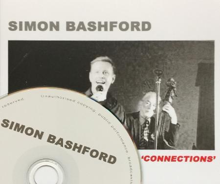 Simon Bashford Connections CD