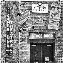 Cambridge Theatre Stage Door