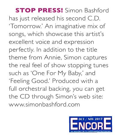 Encore Magazine Review