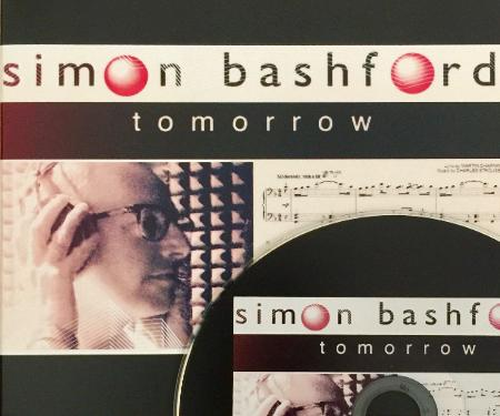 Simon Bashford Tomorrow CD