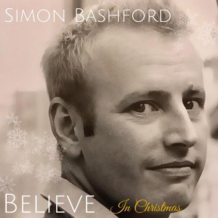 Simon Bashford Believe in Christmas CD