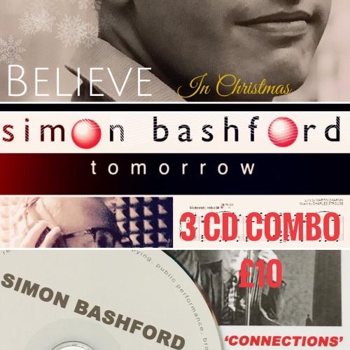 3 CD bundle