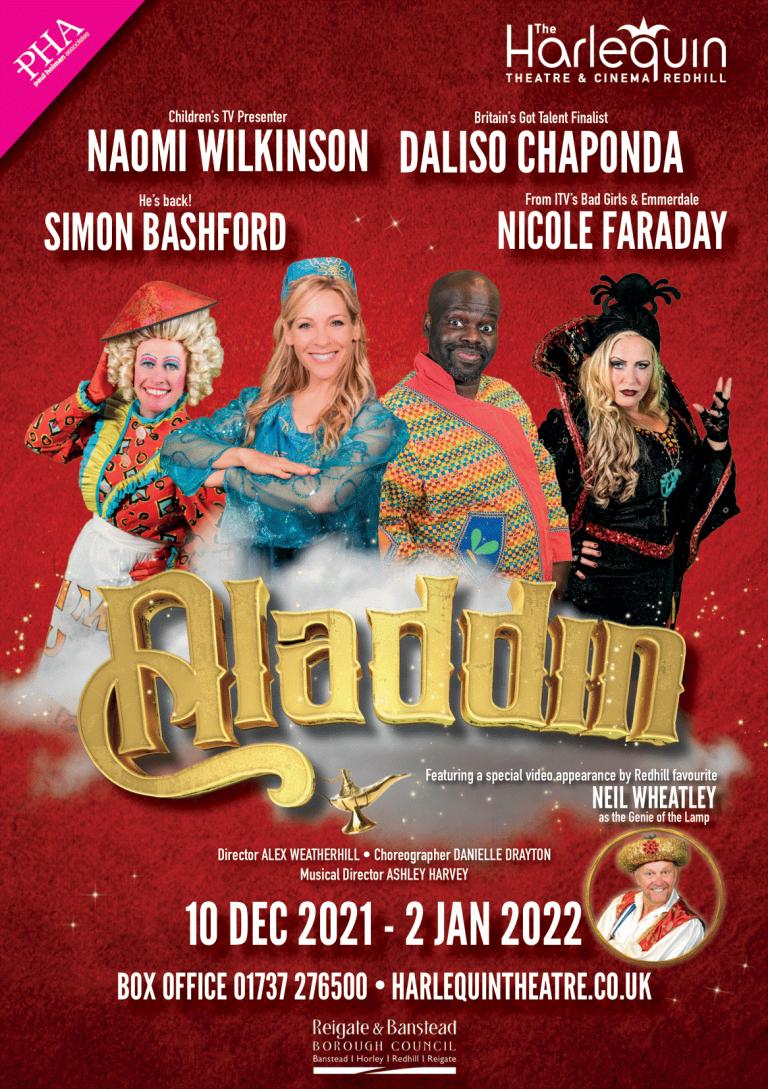Aladdin Pantomime December 2021 Slider 9